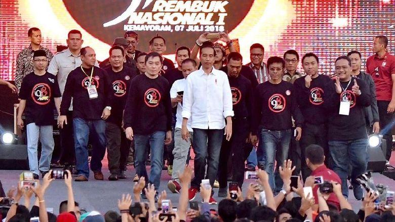 Cerita Waketum Gerindra Soal Teman Dibayar untuk Dukung Jokowi