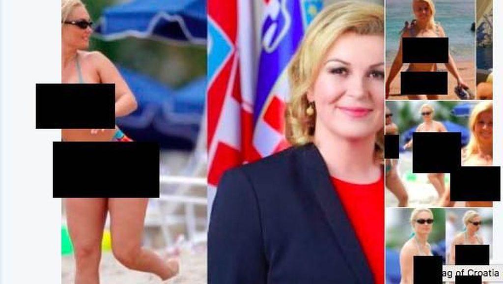 Foto: Keseharian Model Seksi Coco Austin yang Disangka Presiden Kroasia