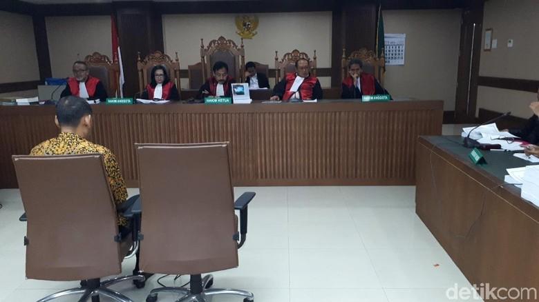 Eks Kadis di Lampung Tengah Menyesal Suap Anggota DPRD