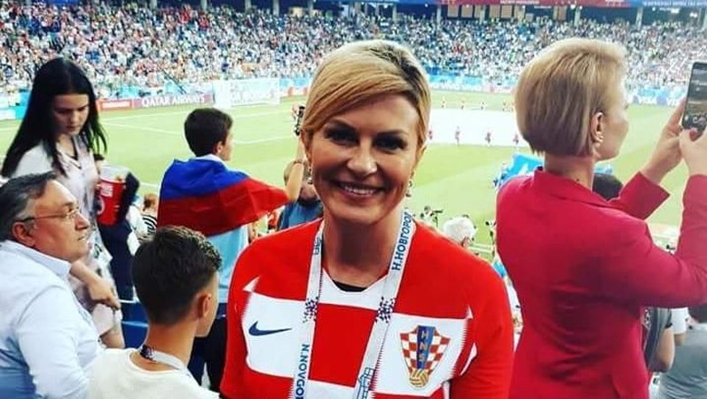 Tentang Presiden Kroasia yang Viral Berbikini