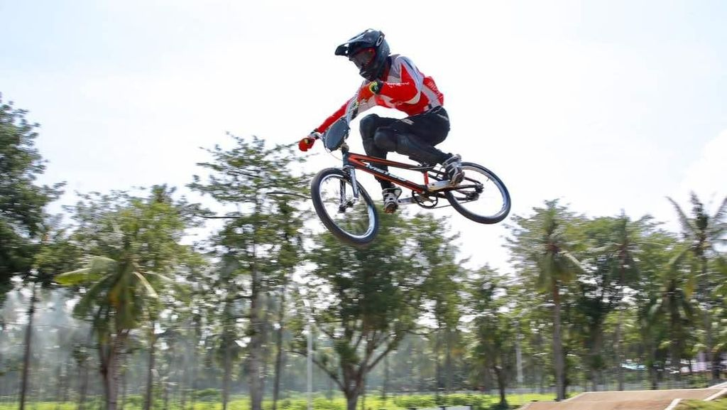Peraih Emas Asian Games Akan Tampil di Banyuwangi International BMX 2018