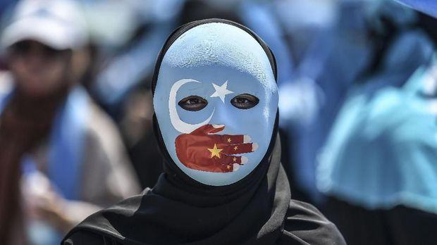 Tak Ada Riuh dan Riang Hari Raya Idulfitri di Xianjiang