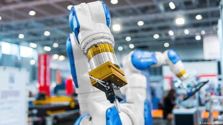 Kehadiran Robot Manufaktur di Asia Tenggara Picu Perbudakan Modern