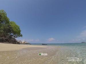 Bangka Belitung Masih Punya Pulau Secantik Ini