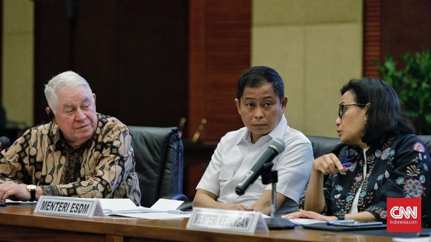 Prabowo Belum Mau Tanggapi Langkah Pemerintah Kuasai Freeport