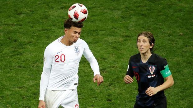 Luka Modric juga sempat menyatakan bahwa media Inggris meremehkan mereka.