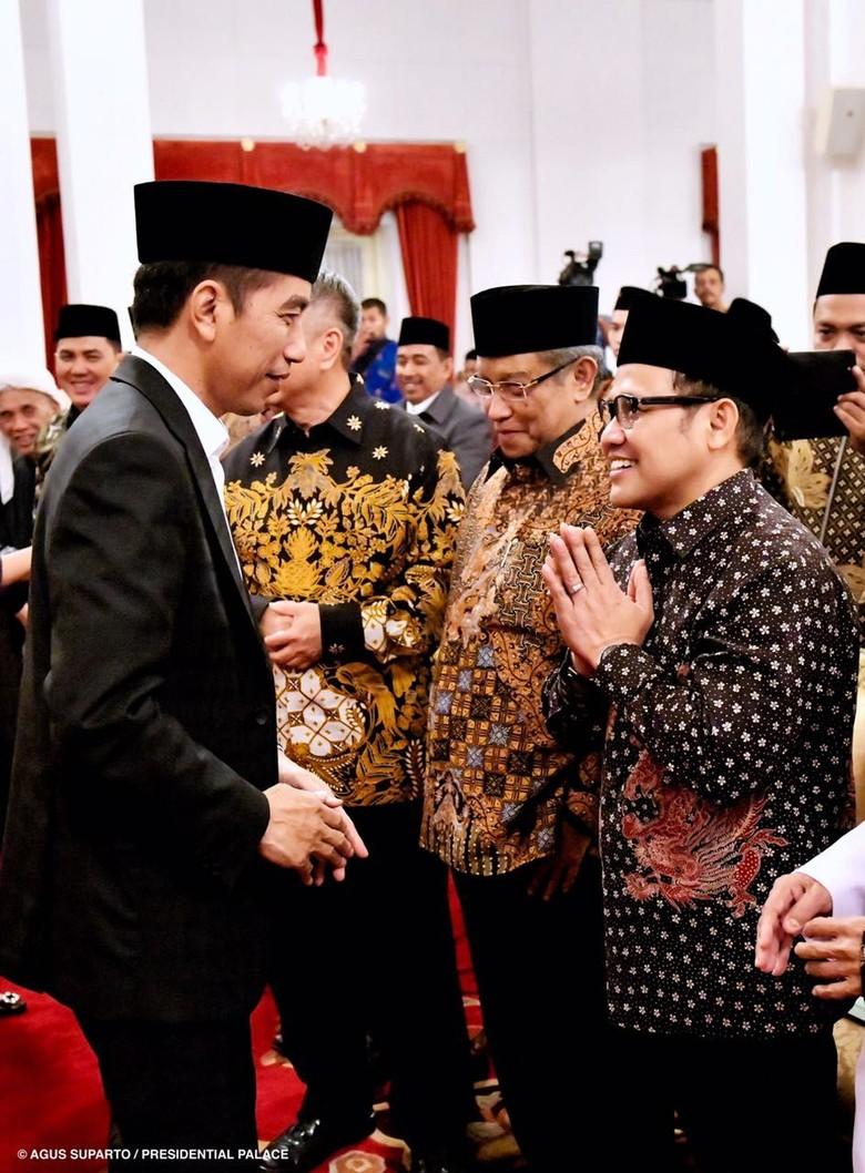 Cak Imin Ancam Jokowi, PDIP: Taktik Agar Gol