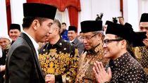 Gertakan Cak Imin Bila Tak Dipilih Jokowi Jadi Cawapres