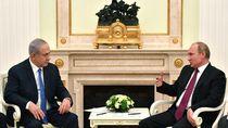 PM Israel ke Putin: Singkirkan Iran dari Suriah, Assad Aman