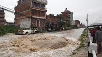 Curah Hujan Tinggi, Giliran Nepal Kebanjiran