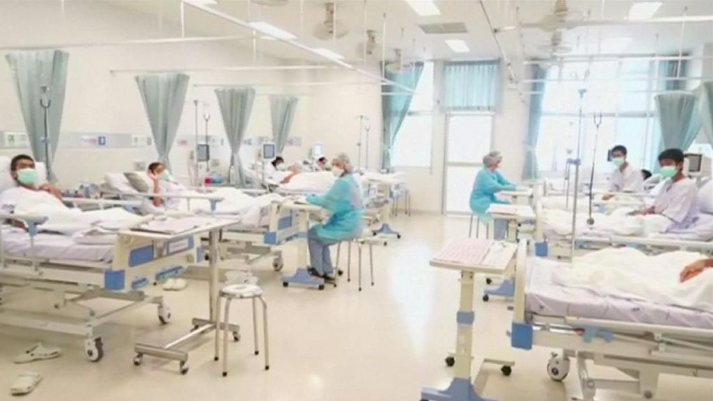 12 Remaja Thailand Akan Keluar dari Rumah Sakit Pekan Depan