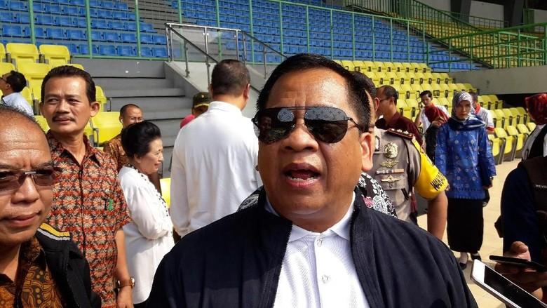 Komisi X DPR Cek Kesiapan Stadion Patriot Jelang Asian Games