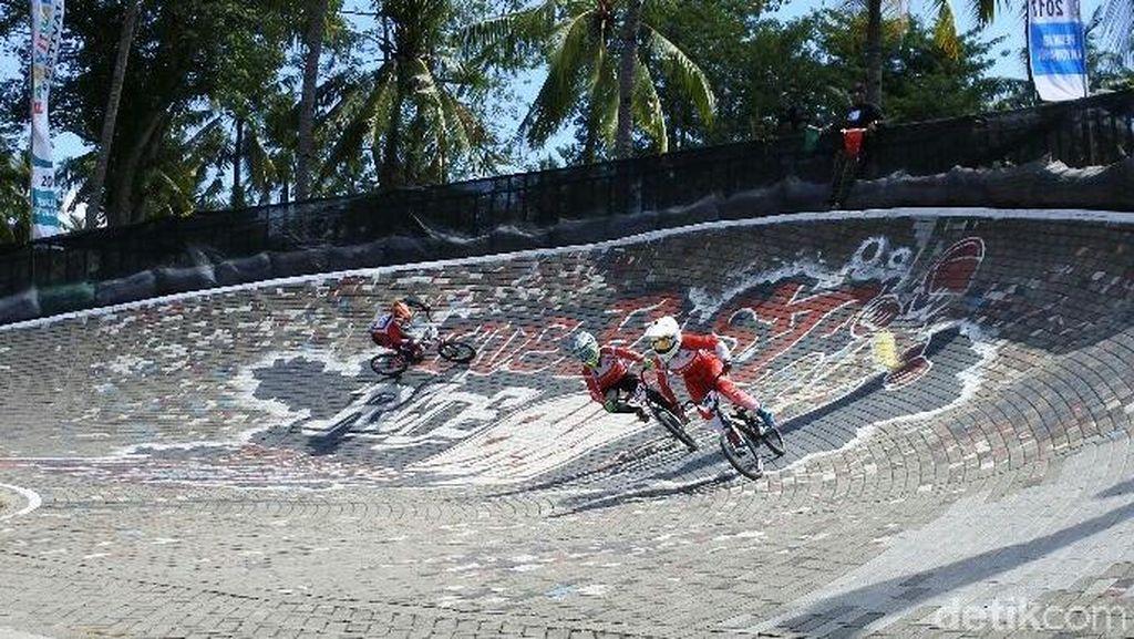 Timnas Turunkan Kekuatan Penuh di Banyuwangi Internasional BMX 2018