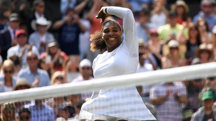 Serena Williams akan berhadapan dengan Angelique Kerber di final Wimbledon 2018 (Foto: Tony OBrien/Reuters)