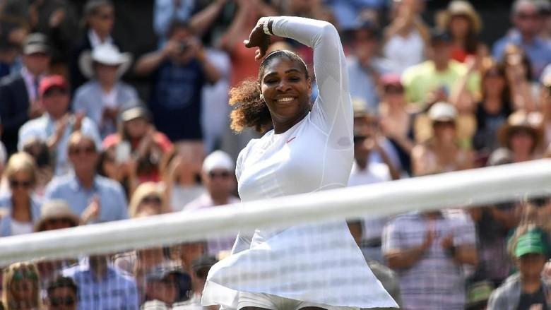 Final Wimbledon Pertemukan Serena dan Kerber