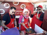 Eksploresep by Kecap ABC Sukses Perkenalkan Makanan Khas 6 Kota Indonesia