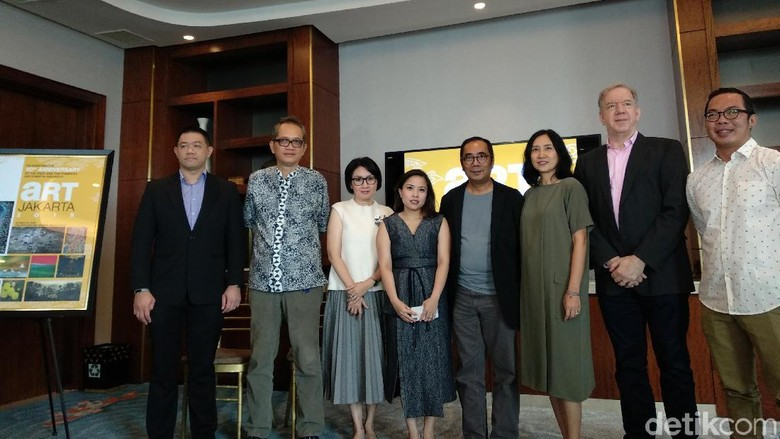 Art Jakarta 2018 Tak Luput Gaet Seniman Muda untuk Pamer Karya