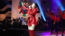 Ariel, Via Vallen, hingga Isyana Sarasvati Bakal Meriahkan Asian Games