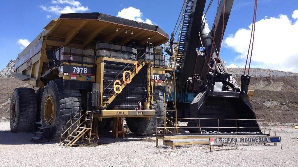 DPR Panggil Freeport Bahas Rencana Kerja & Smelter