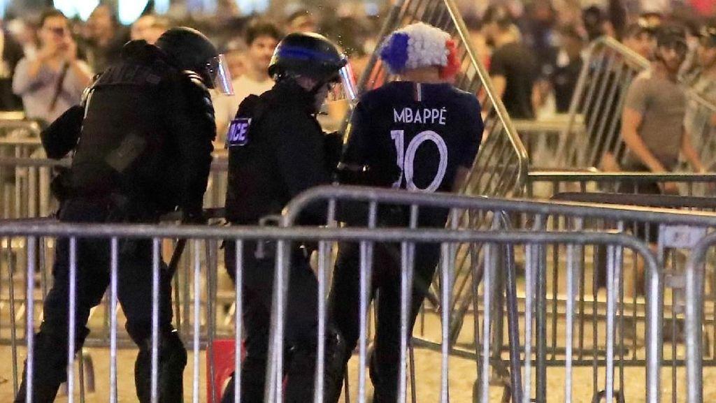 Video: Lolosnya Prancis ke Final Piala Dunia 2018 Ternoda