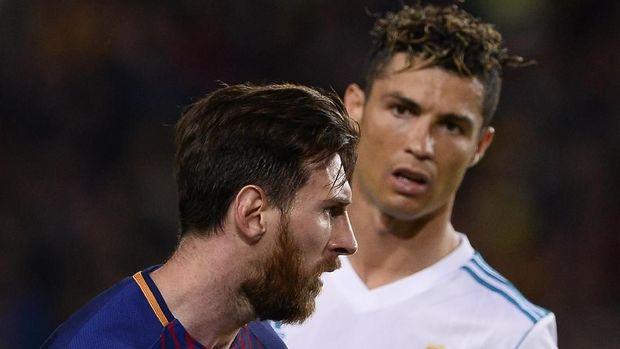 Dicari, Rival Messi di Liga Spanyol Usai Kepergian Ronaldo