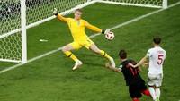 Inggris Vs Kroasia, Nostalgia Tiga Singa Tunduk di Piala Dunia
