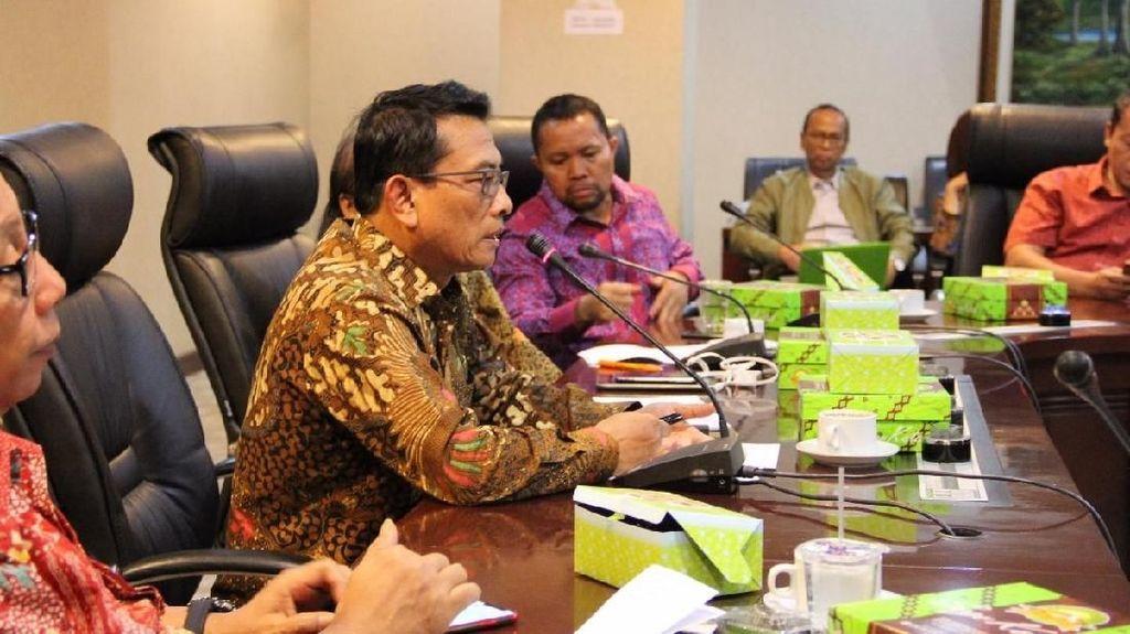 Moeldoko Dukung Aliansi Media Siber Perangi Hoax