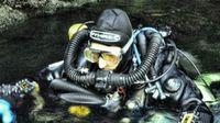 Saat penyelamatan di Thailand