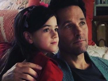Perkenalkan ini Abby Ryder Fortson, Bun, pemeran tokoh Cassandra Lang di film Ant Man. (Foto: Instagram @abbyryderfortson)