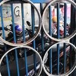 Beda Pelek Jari-jari Motor Pabrikan dengan Modifikasi