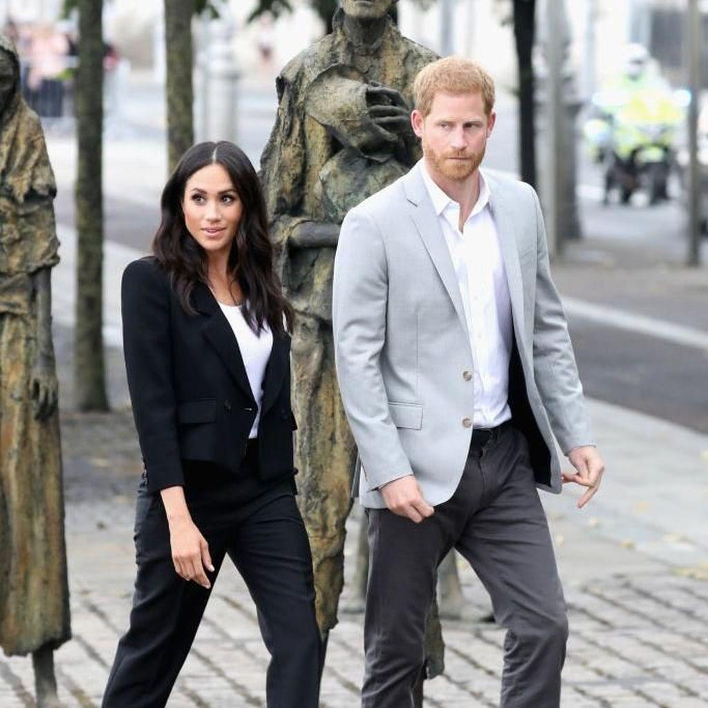 Meghan Markle Jodohkan Teman Prianya dengan Mantan Pangeran Harry?