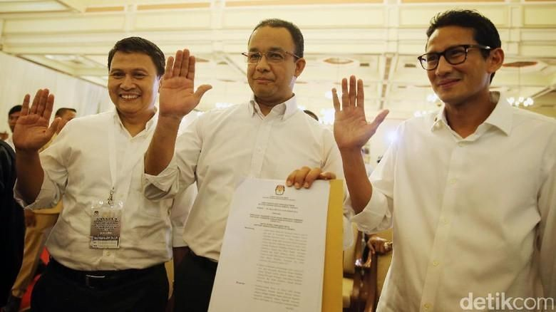 Bahas Pilpres, Mardani Buka-bukaan Strategi Pemenangan Anies di DKI
