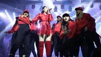Via Vallen menjadi salah satu penyanyi yang akan tampil di Asian Games 2018. Ia juga dipercaya membawakan lagu tema pesta ajang olahraga ini lewat lagu Meraih Bintang. Foto: Dok. Panitia Asian Games 2018