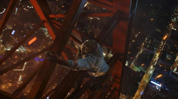 'Skyscraper': Memompa Adrenalin Bersama The Rock