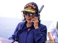 5 Tahun Jadi Menteri Jokowi, Ini Capaian Susi Pudjiastuti