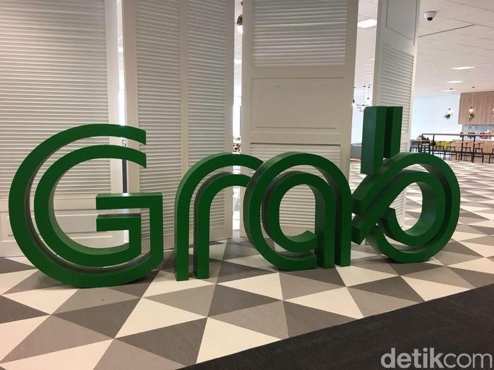Kantor Pusat Grab di Singapura