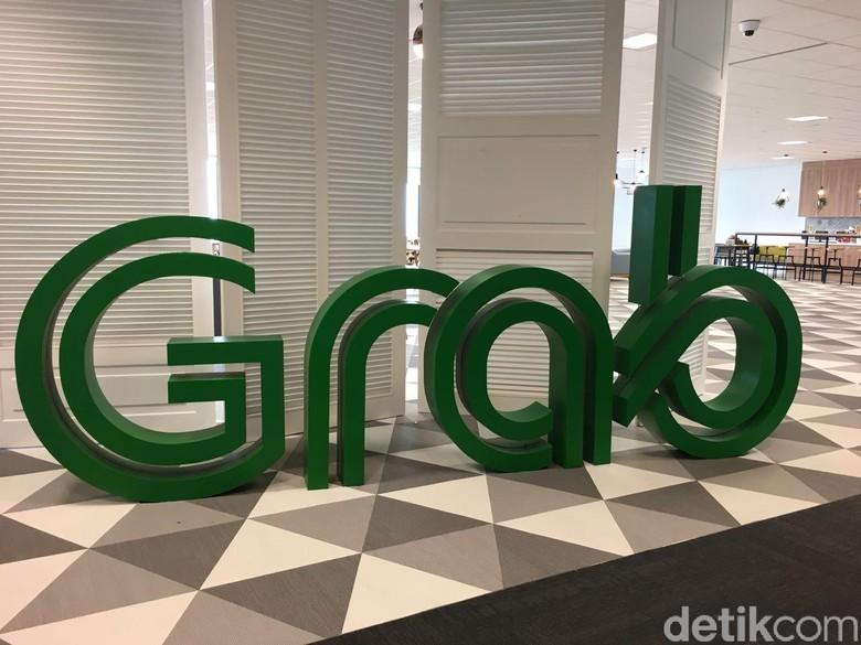 Grab berkantor di lantai 22 dan 23 gedung Marina One. Luas kantor Grab ini untuk kedua lantainya mencapai 80.000 sqf. Foto: detikINET/Agus Tri Haryanto