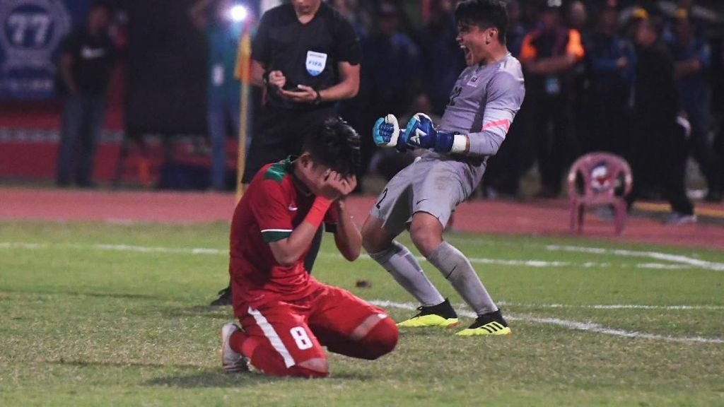 Timnas U-19 Gagal ke Final, Indra Sjafri Tetap Apresiasi Para Pemainnya
