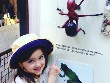 Throwback saat Abby berusia enam tahun. Imut banget ya. (Foto: Instagram @abbyryderfortson)