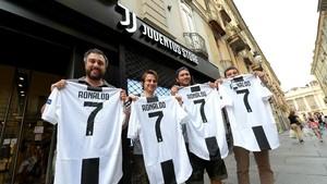 Mbappe, Ronaldo, dan Bintang Nomor 7 Lain di Klub Eropa Saat Ini