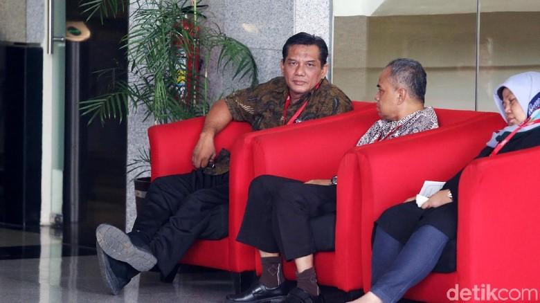 Eks Anggota DPR Rindoko Dahono Wingit Diperiksa Soal e-KTP