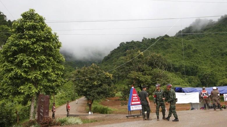 Hikayat Putri yang Bunuh Diri di Gua Tham Luang Thailand