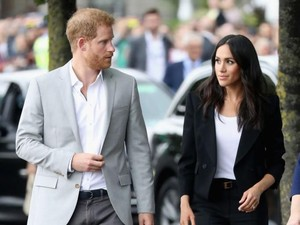 Pangeran Harry-Meghan Markle Kencan Bareng Priyanka Chopra dan Nick Jonas