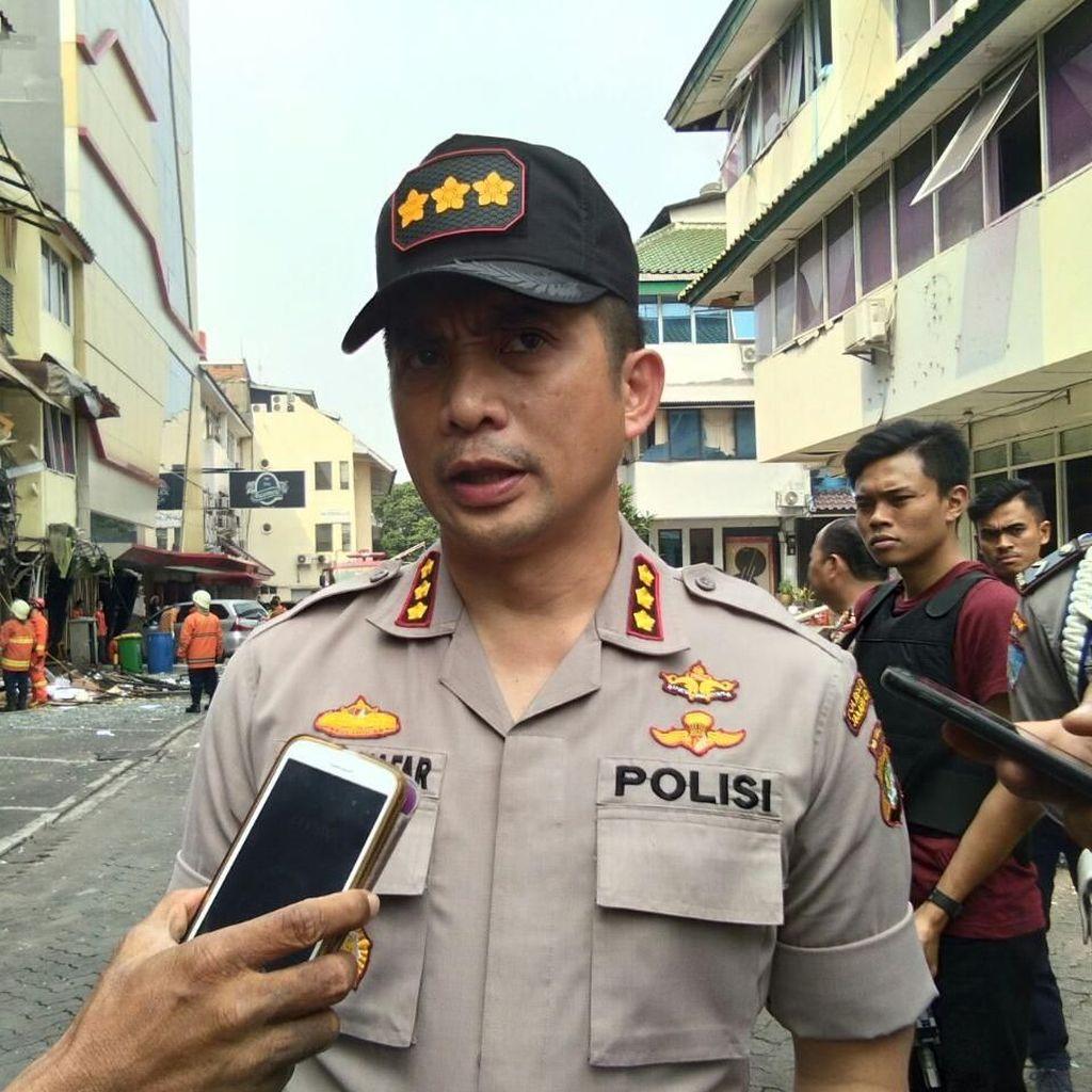 Polisi Duga Lubang di Kaca Apartemen Jaksel dari Senapan Angin