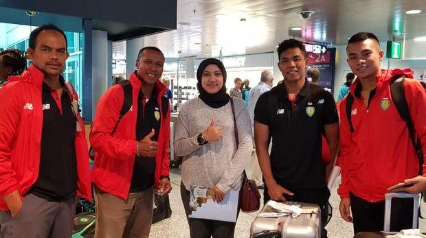 PB PASI Terkejut Lalu Muhammad Zohri Jadi Juara Dunia Junior