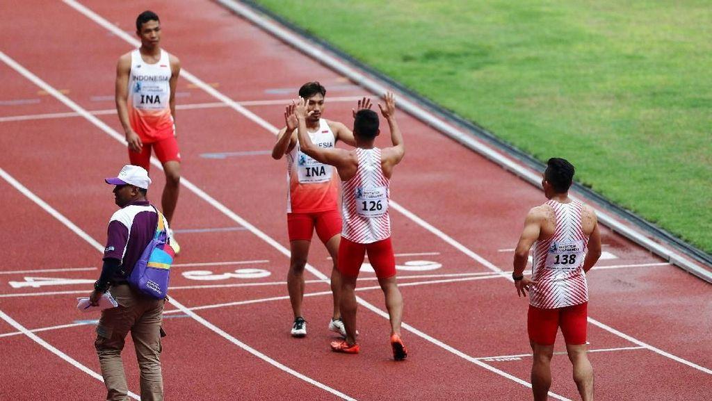 Lalu Muhammad Zohri Nyaris Batal ke Kejuaraan Dunia