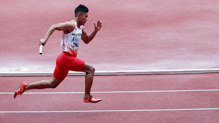 Tips lari kencang seperti Zohri. Foto: Dok