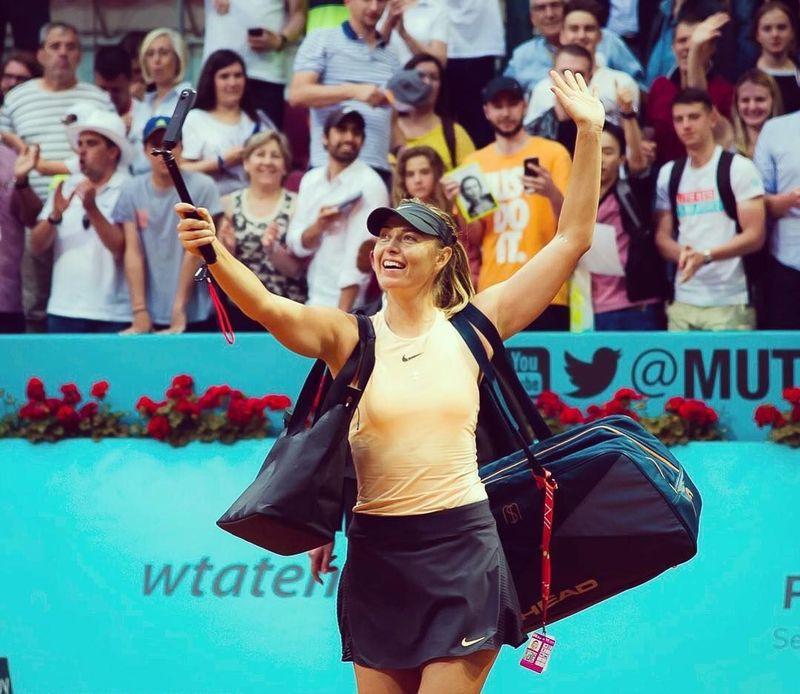 Salah satu petenis top dunia asal Rusia, Maria Sharapova, tak jarang membagikan foto-foto travelingnya di Instagram dan Facebook (mariasharapova/Instagram)