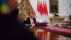 Video: Jokowi Bicara Rapor JK & Peluang Cawapres Perempuan