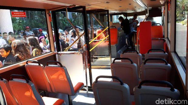 Asyik, Surabaya Tambah Dua Bus Baru